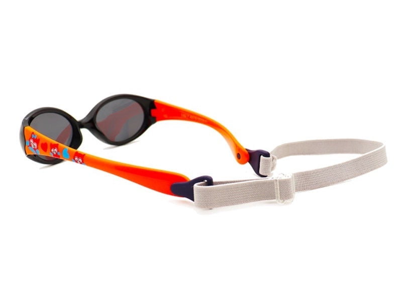 05589b59cb48 Protect your child's eyes from the sun's harsh UV rays with these flexible  polarized, UV 400 sunglasses. Made of bendable plastic, and available in a  ...