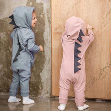 Load image into Gallery viewer, Baby Dinosaur Onesie