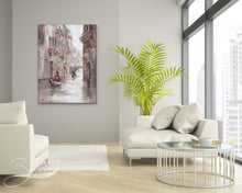 Load image into Gallery viewer, Cherished Moments, Venice Charm - Wall Art Prints