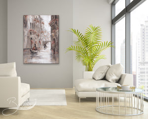 Cherished Moments, Venice Charm - Wall Art Prints