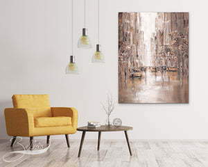 City Vibes, New York - Wall Art