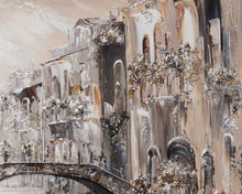 Load image into Gallery viewer, Drifting in Mystery, Venice Charm - closeup
