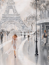 Load image into Gallery viewer, Eiffel Tower, Flair of Paris - Print