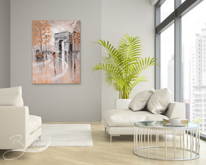 Flair Paris IV - Wall Art Prints