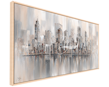 Load image into Gallery viewer, Illusions, New York Skyline