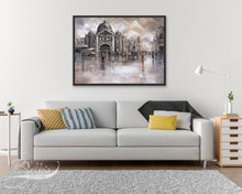 Load image into Gallery viewer, Melbourne Vibes, Flinders Station IX - Original Wall Art
