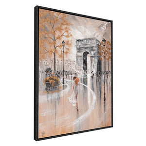 Paris Flair, Framed Wall Art By bella