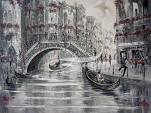 Load image into Gallery viewer, Venice Charm II Original wall art
