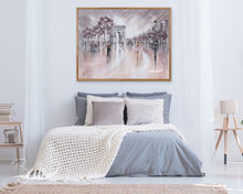 Load image into Gallery viewer, Paris Wall art in bedroom