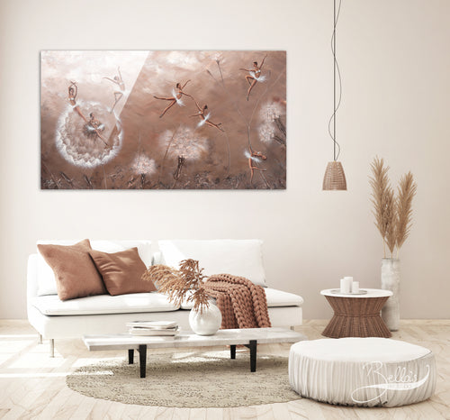 Hidden Treasures - Acrylic Glass Print