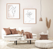 Load image into Gallery viewer, Sweet Dreams - Line Art Print