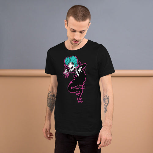 Vampy Burns Short-Sleeve Unisex T-Shirt