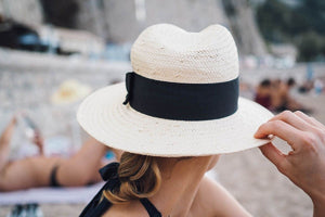 How to clean a panama hat?