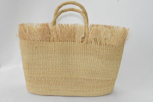 Lilly Straw Bag