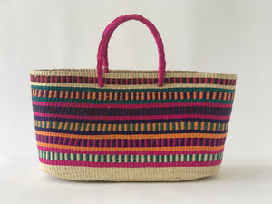 Montecristi Straw Bag