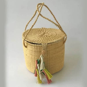Samba Straw Basket