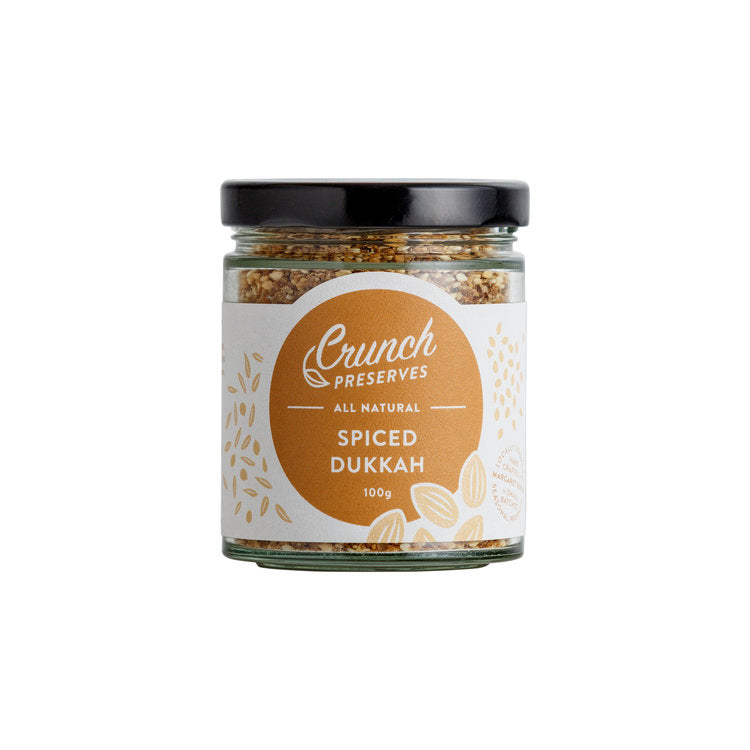 Crunch Preserves - Spiced Dukkah (100g)