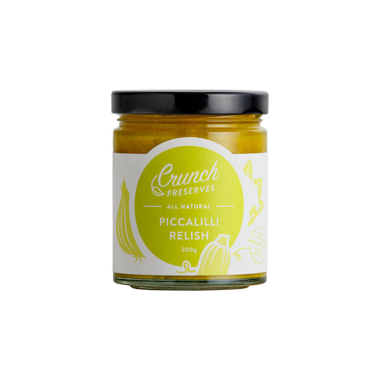 Crunch Preserves - Piccalilli Relish (200g)