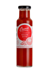 Crunch Preserves - Gourmet Tomato Sauce (250ml)