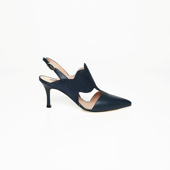 Signora Jawhara - oxford blue