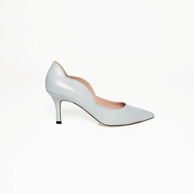 Signora Safana - coin grey