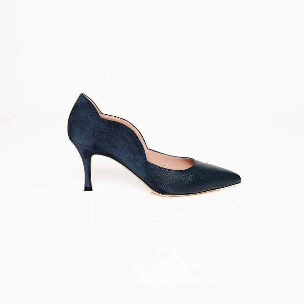 Signora Safana - oxford blue