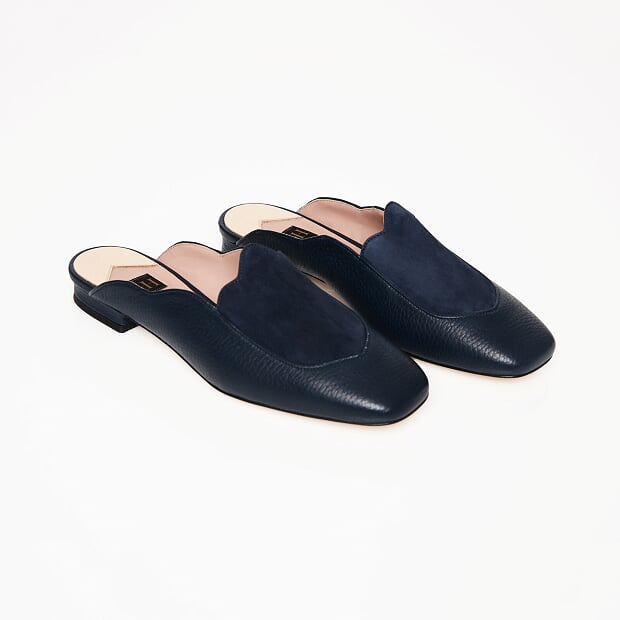 Signora Marjana - oxford blue