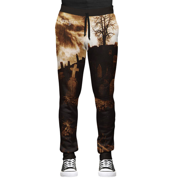 Black Sunday Premium All Over PrintJoggers
