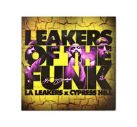 "Cypress Hill X L.A. Leakers "" Leakers Of The Funk"" CD"