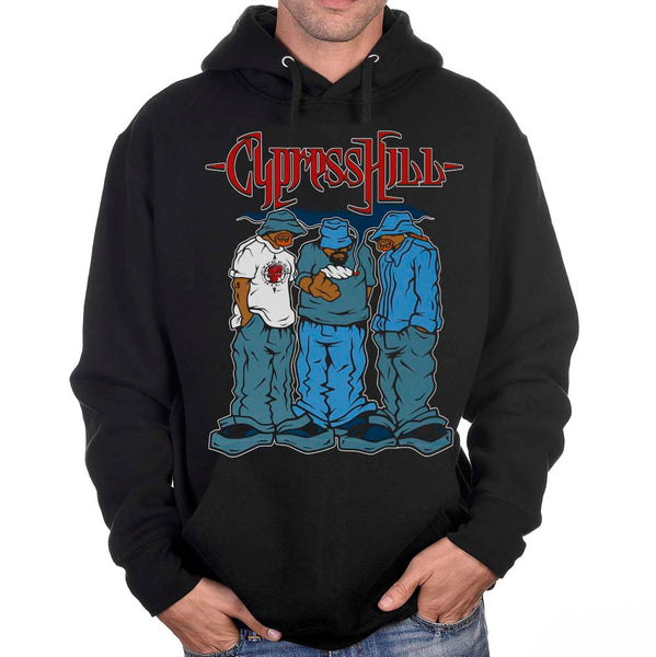 "Cypress Hill ""Blunted"" Pullover Hoodie"