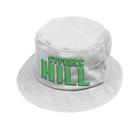 Old Skool Classic White Bucket Hat
