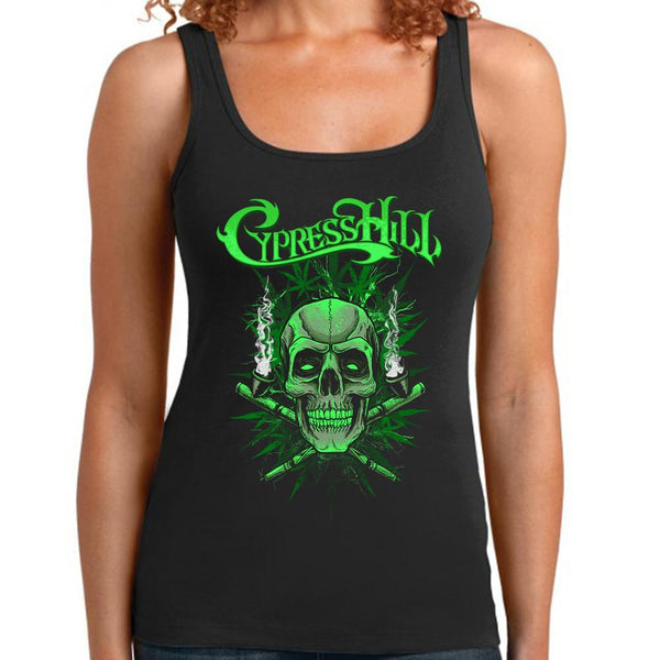 "Cypress Hill ""420"" Women's Racer Back Tank Top"