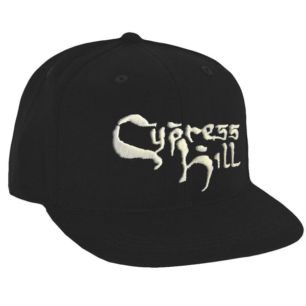 "Cypress Hill ""Elephants On Acid"" Black Flex Fit Hat"
