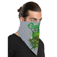 Cypress Hill 420 Bandana in White