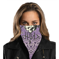 "Cypress Hill ""Pothead"" Bandana in Purple"
