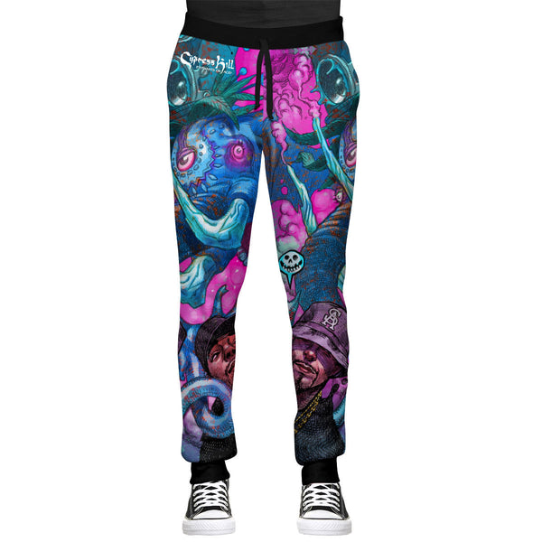 Crazy Premium All Over Print Joggers