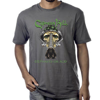"""Fear and Loathing"" Charcoal Grey Short Sleeve T-Shirt"