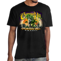 "Cypress Hill ""Haunted Hill Tour 2017"" men's t-shirt"