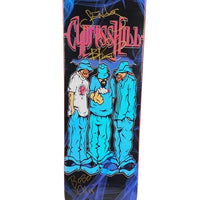"Cypress Hill ""Blunted"" Autographed Skateboard Deck-LIMITED EDITION"