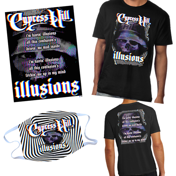"Cypress Hill ""Illusions"" Bundle"