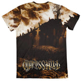 "Cypress Hill ""Black Sunday"" Premium All Over Print Crew Neck T-shirt"