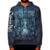 "Cypress Hill ""Elephants on Acid"" Premium All Over Print Pullover Hoodie"
