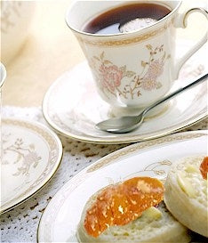 Orange Tea and Crumpets fragrance oil