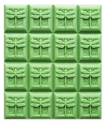 Dragonflies - Guest Soap Mold - 16 Cavity