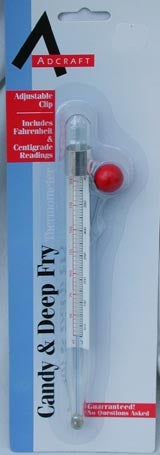 Thermometer--Candy and Candle - candle-cocoon
