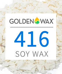 Soy Wax for Melts Golden Brands 416
