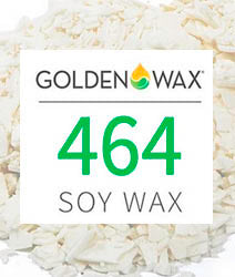 Golden Brands 464 (GB) Container Soy Wax ----   MOST POPULAR GOLDEN BRANDS WAX