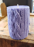 Knit Sweater Mold 3.5x2.75 - candle-cocoon
