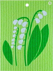 AS-Wash Towel - Lily of the Valley