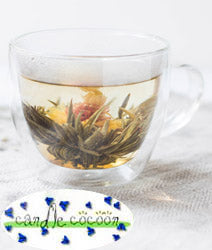 Peony White Tea™ - candle-cocoon
